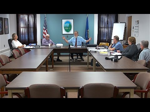 Carroll County NH Commission 9/27/17