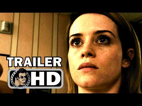 UNSANE Official Trailer - iPhone Shot Movie (2018) Claire Foy, Steven Soderbergh Thriller Movie HD