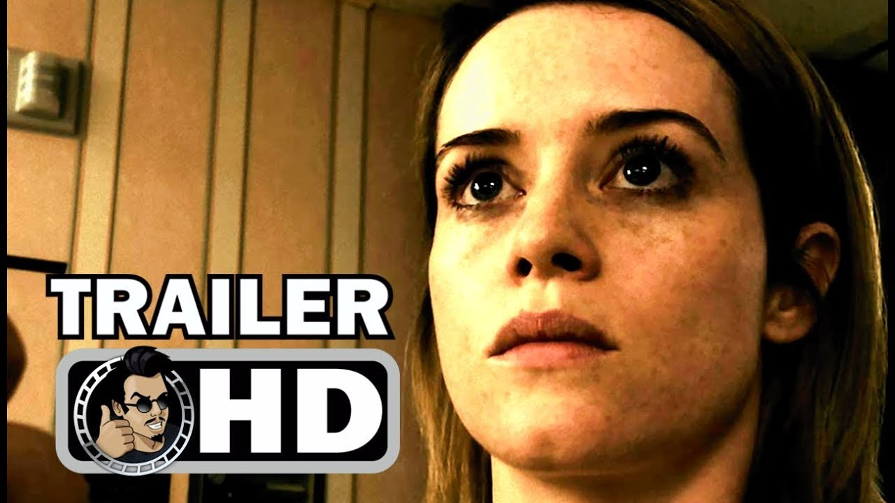 Unsane Official Trailer Iphone Shot Movie 2018 Claire Foy