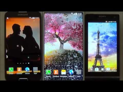 Romantic Live Wallpaper For Android Phones And Tablets