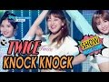 Download [HOT] TWICE - KNOCK KNOCK, 트와이스 - KNOCK KNOCK Show Music core 20170318 MP3 song and Music Video