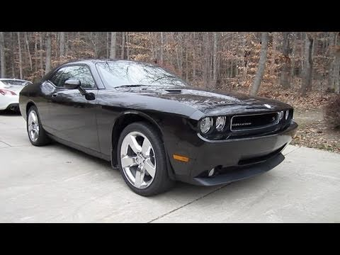 2009 dodge challenger rt start up exhaust in depth tour and test drive youtube. Black Bedroom Furniture Sets. Home Design Ideas