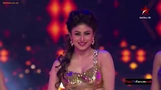 Mouni Roy Hot Performance on Big Star Entertainment Awards 2014 HD