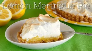 How to Make Quick Lemon Meringue Pie Recipe  OCHIKERON  Create Eat Happy :)