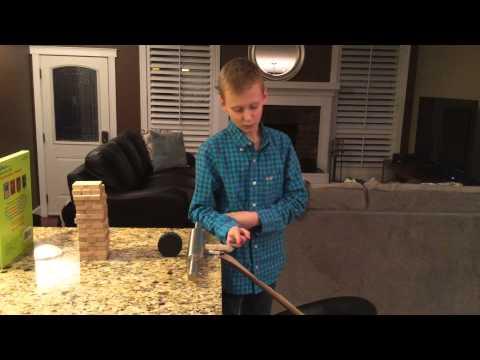 Try 32 grade 8 Rube Goldberg (Mitch and Amy)