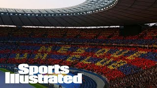 FC Barcelona Offers Healing To City Recovering From Terrorist Attack | SI Wire | Sports Illustrated
