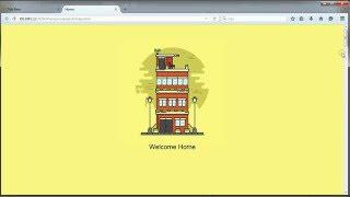 Web sitesi yatay oluşturma Adobe Muse CC -
