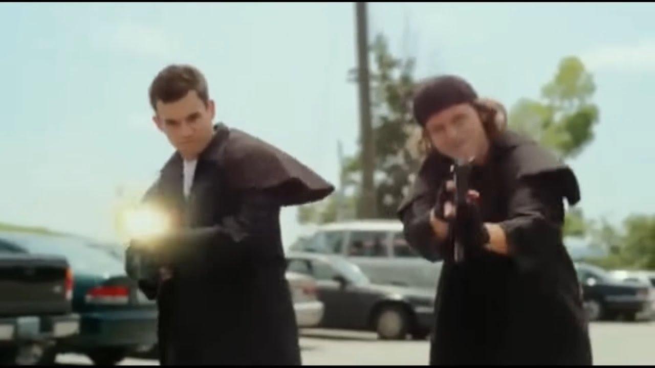 Download Eric Harris and Dylan Klebold  Shooting Scene (I'm Not Ashamed movie)