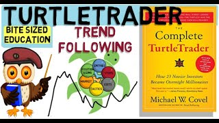 TURTLE TRADERS STRATEGY - The Complete TurtleTrader by Michael Covel. (Richard Dennis)