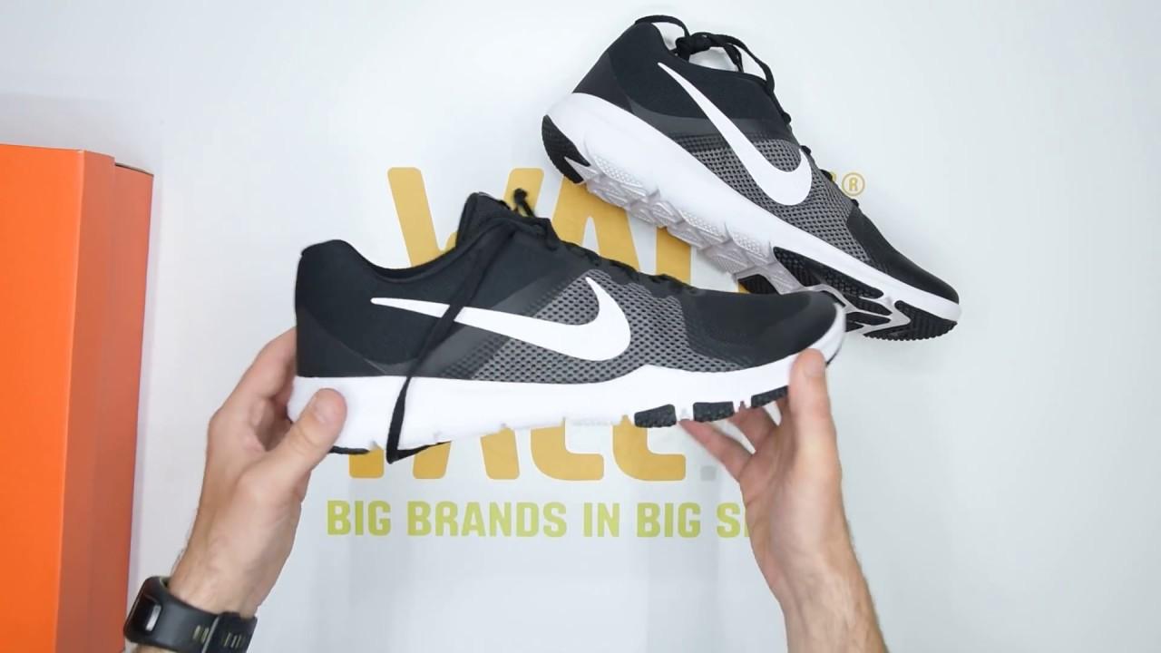 4e0986747ef8 Nike Flex Control - Black  Grey - Unboxing
