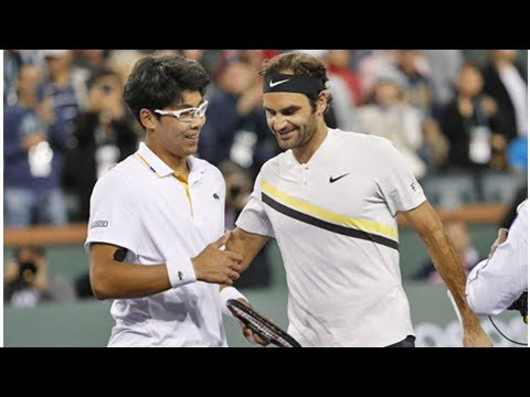 Roger Federer: Paul Annacone makes Hyeon Chung prediction after Indian Wells defeat