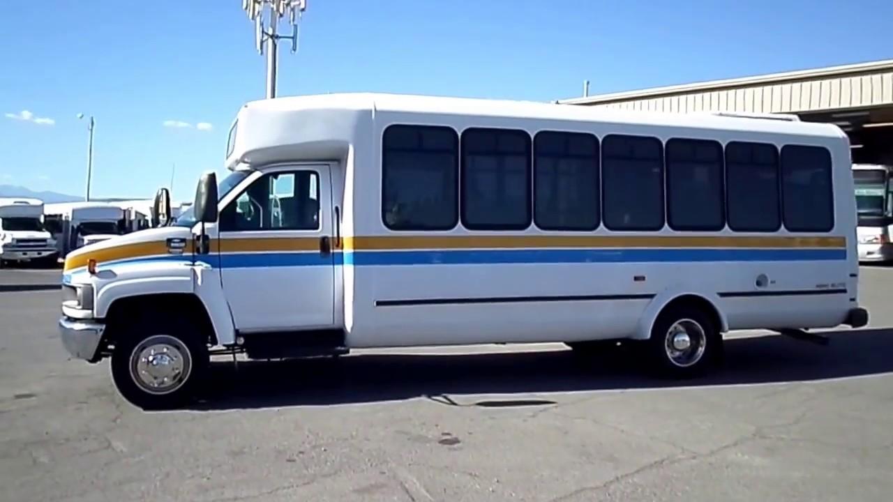 All Chevy chevy c5500 bus : Used Bus For Sale - 2009 Chevrolet C5500 ElDorado Aero Elite 290 ...