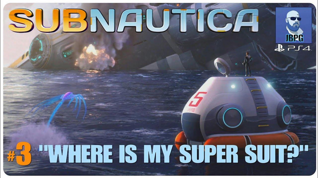Subnautica PS4 - Part 3: