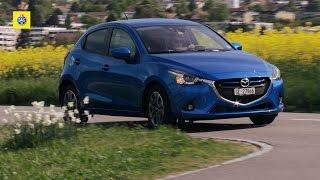 Mazda 2 Revolution (2015) - Test de voiture