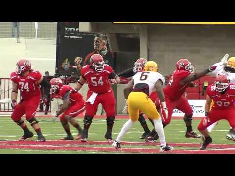 University Of Utah - Football Vs ASU Clips