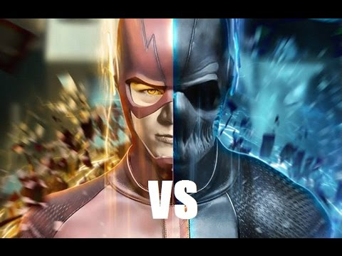 Flash vs ZOOM - The Flash ALL FIGHT...