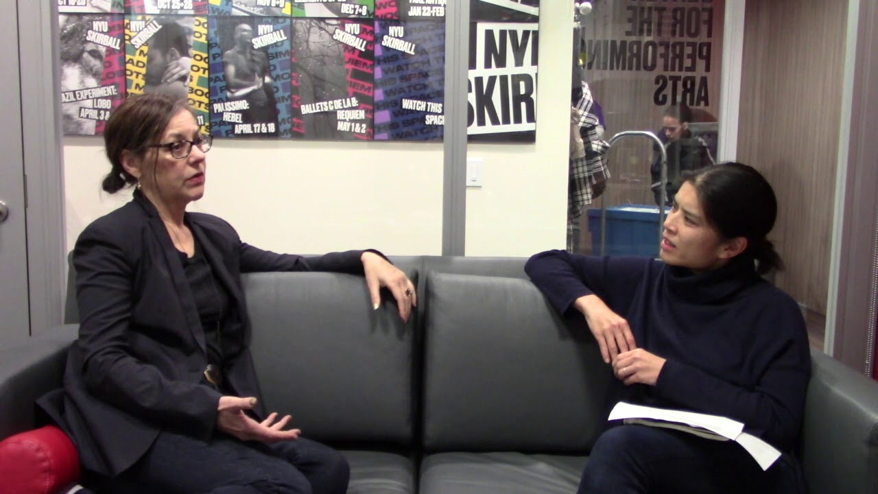 "Office Hours: Annie-B Parson and Mimi Yin on ""The Road Awaits Us"""