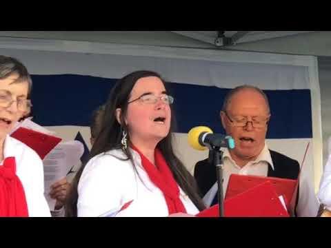 Yerushalayim shel zahav - Jerusalem aus Gold  vorwärts-Liederfreunde Israeltag 4.5.2018