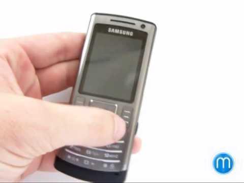 Samsung U800 Soulb