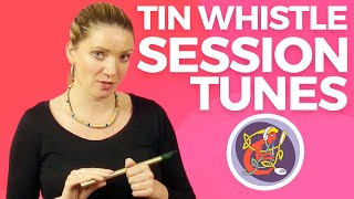 Intermediate Irish Tin Whistle lesson: Learn Paddy Taylor