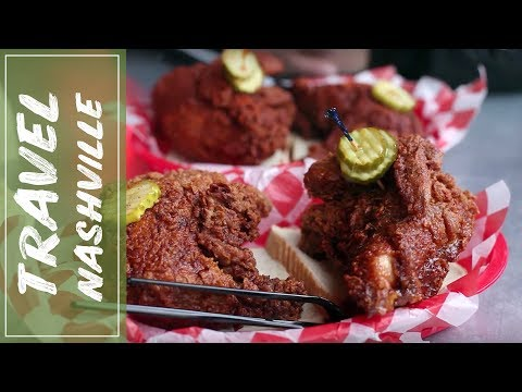 TRAVEL - HOT CHICKEN, BBQ AND COUNTRY MUSIC- Part 8 - Nashville