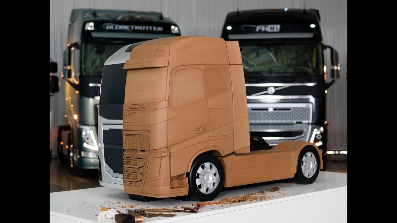 Volvo Trucks How To Design A Completely New Truck Range