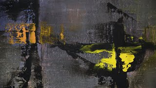 """Art as a haven from chaos 