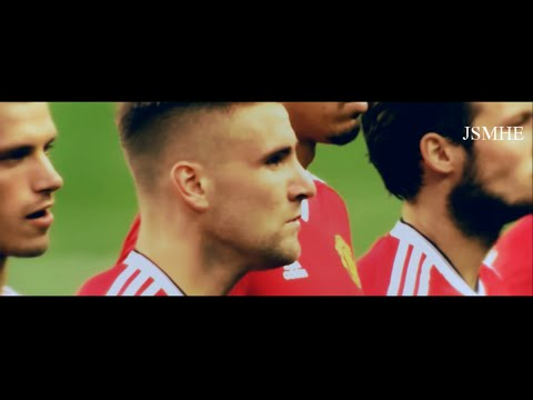Luke Shaw - The Beginning of Luke Shaw's Season - Manchester United - 2015/2016
