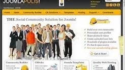 Install Community Builder in Joomla! 2.5