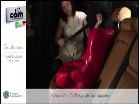 britax evolva 123 instructions video
