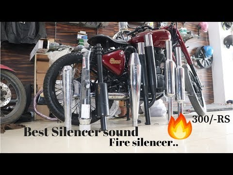 Top 15 Silencer for Royal Enfield.