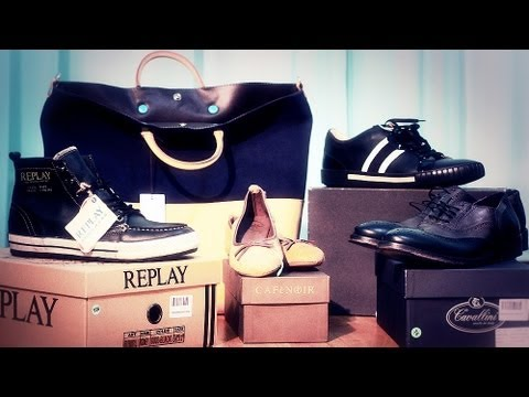 Обзор вещей из Yoox. Пробитая коробка / Yoox Haul. Shoes & Bag