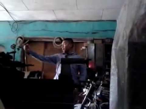 Collector Bank Mega Bertindak Preman - YouTube