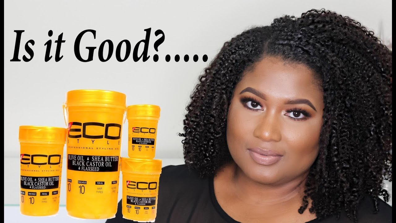 NEW!!! Eco Style Gold Gel REVIEW