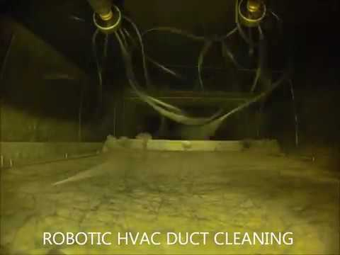 Inspect, Clean and Seal HVAC Ducts 360p