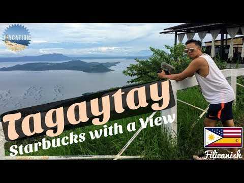 TOP PLACES TO VIEW TAAL VOLCANO FROM TAGAYTAY | PHILIPPINES TRAVEL VLOG