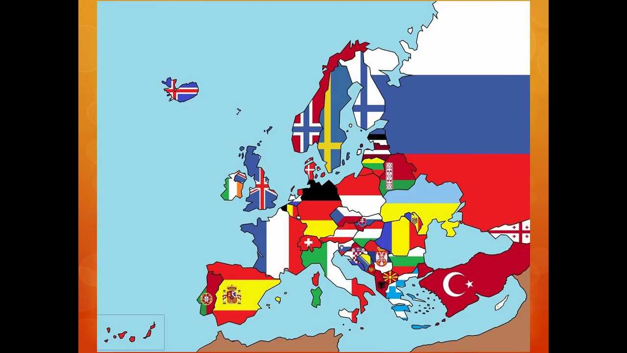 Resultado de imagen de banderas europeas