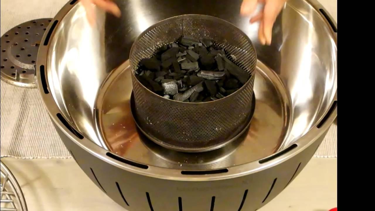 ciacci tutorial presenta lotus grill youtube. Black Bedroom Furniture Sets. Home Design Ideas