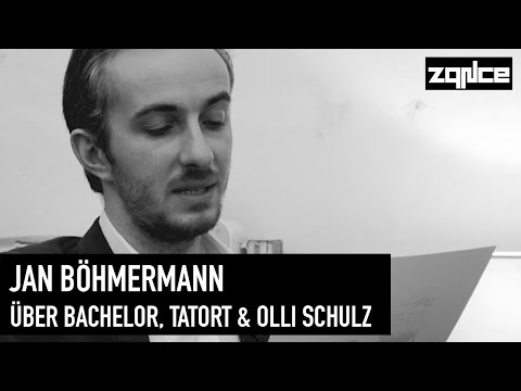 Bachelor, Tatort & Olli Schulz: Jan Böhmermann im Interview