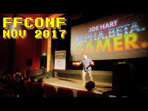 8. Alpha, Beta, Gamer: Dev Mode / Joe Hart / ffconf 2017