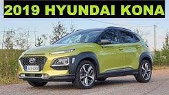 KOEAJO: Hyundai Kona 4WD - Näppärä nelivetoinen katumaasturi