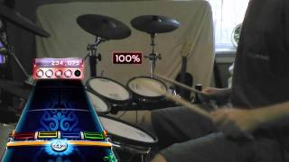 1st Ever The Hourglass Paroxysm - Part II by Chaotrope Expert Drums 100% FC