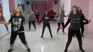 Ballo di gruppo - TUTTO MOLTO INTERESSANTE - Choreography by a.s.d. Anima Danzante