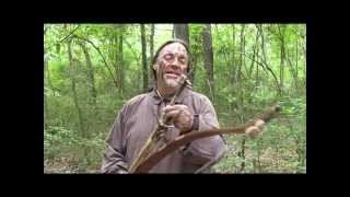 Hunting Turkeys with a Primitive Bow