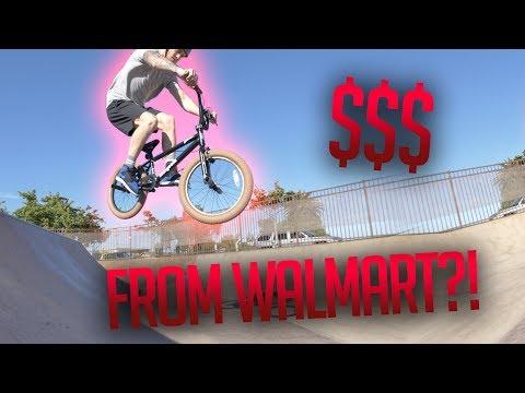 MOST EXPENSIVE WALMART BIKE! *WE RETURNED IT*