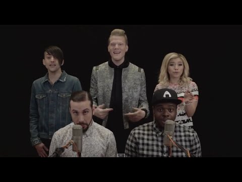 Evolution of Michael Jackson – Pentatonix