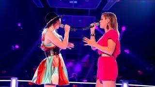 Vanessa Hunt vs Liss Jones: Battle Performance - The Voice UK 2015 - BBC One