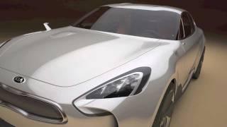 Kia Four Door Sports Sedan Concept 2011 Videos
