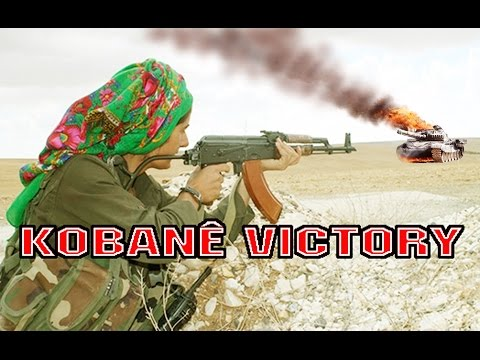 KOBANE BLOODY BATTLE - THE VICTORY