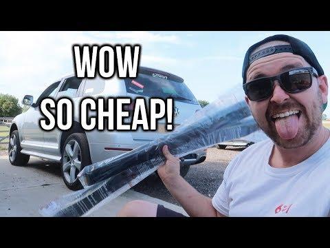 CHEAP 5 MINUTE DIY CAR MODIFICATION